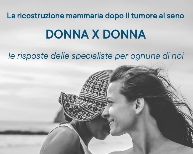Progetto Donna x Donna 2020
